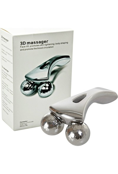 Pratik Cilt Sıkılaştırıcı Terapi Masaj Aleti - 3D Massager