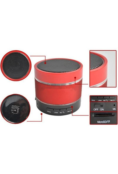 Kama Beatbox Mini Bluetooth Hoparlör Sd Kart Müzik