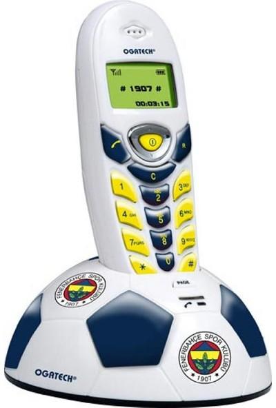 Ogatech Fenerbahçe Taraftar Telefon Deck Telsiz Telefon