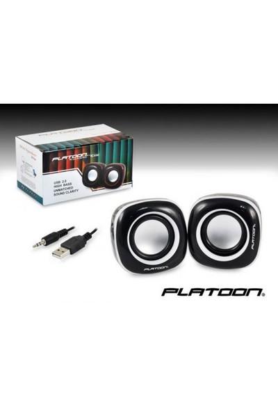 Platoon 2.0 Mini Usb Speaker