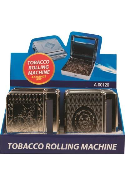 Gerui Metal Tütün Sarma Tabakasi