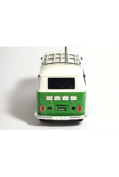 Forland Woswogen Minibüs Şeklinde Usb Mini Müzik Çalar