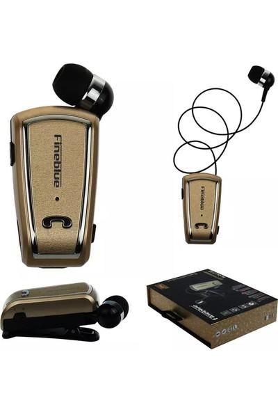 Fineblue Fv3 Makaralı Yeni Nesil Bluetooth Kulaklık