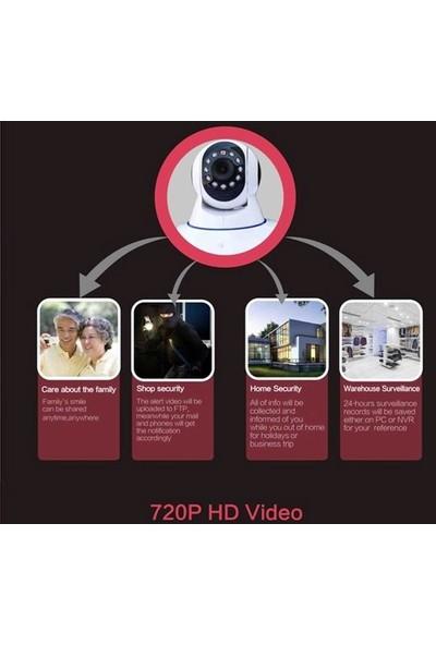 Mytech Wifi İp Hareket Sensörlü Ip Bebek Güvenlik Kamerası