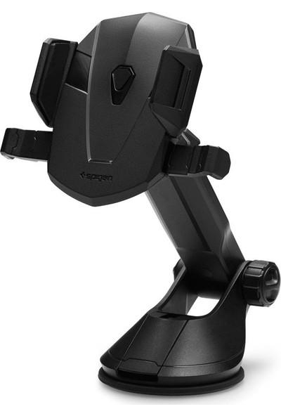 Spigen Kuel AP12T Tüm Cihazlara Uyumlu Araç Tutucu (Universal) Black - 000CG20917