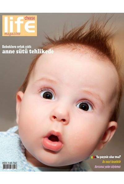 Cheese Life Magazine Dergisi