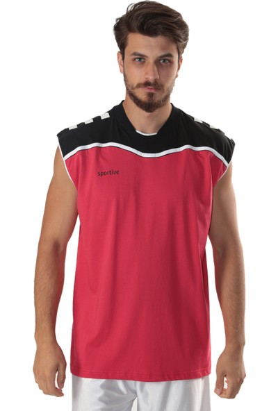 Sportive New Line Kolsuz T-Shirt 201462-0KS