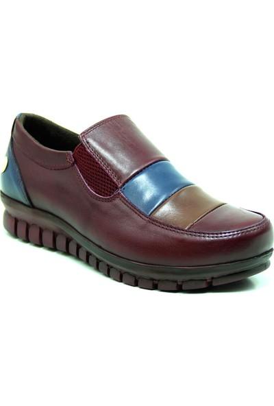 Mammamia 240 Deri Kadın Ayakkabı