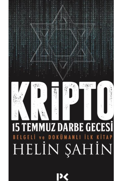 Kripto (15 Temmuz Darbe Gecesi) - Helin Şahin
