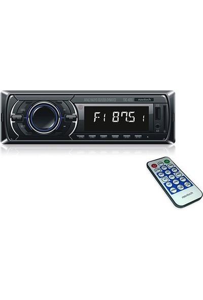 Tvet Navitech Tdc-4015 Usb Mp3 Radyo Çalar Oto Teyp