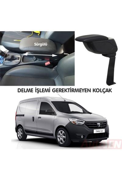 AutoEN Dacia Dokker Kol Dayama Kolçak Siyah Delme Yok!