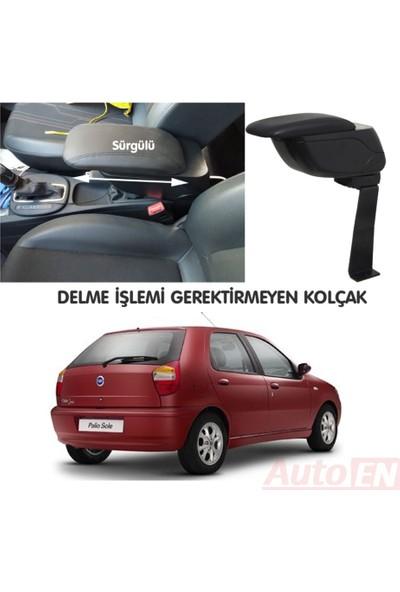 AutoEN Fiat Palio 2002-2012 Kol Dayama Kolçak Siyah Delme Yok!