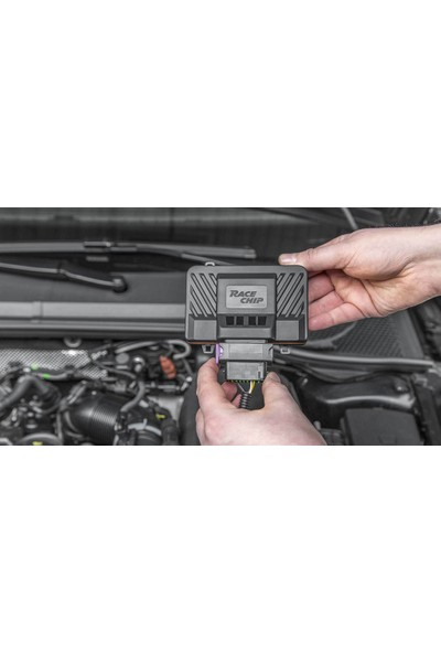 Jeep Compass 2.2 CRD RaceChip Ultimate Chip Tuning - [ 2143 cm3 / 163 HP / 320 Nm ]