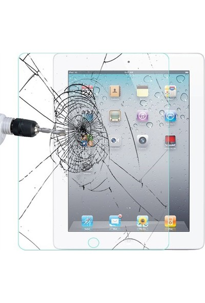 APPLE İpad Air2 Tempered Glass Cam Koruma