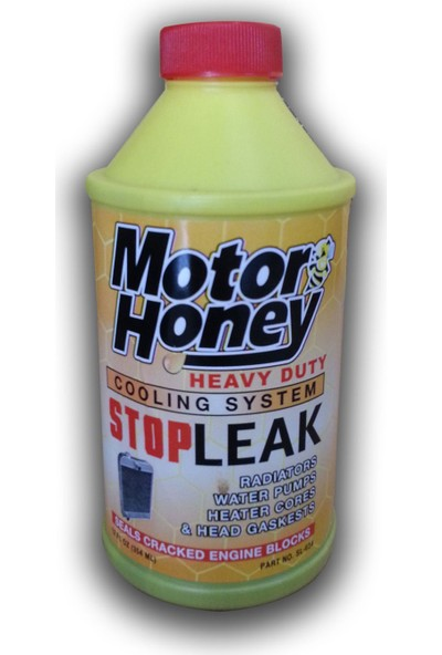 Motor Honey Radyatör Çatlak İlacı 354 Ml