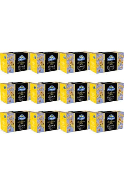 Karali Çay Premium Ihlamur Çayı 20'lix12 Adet