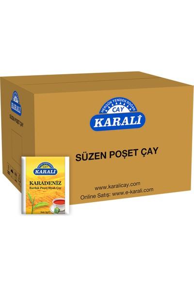 Karadeniz Bardak Poşet Siyah Çay 1000''li (1,5gr.)
