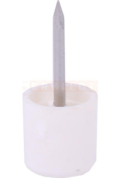Eryıldız Raf Pimi Çivili Beyaz