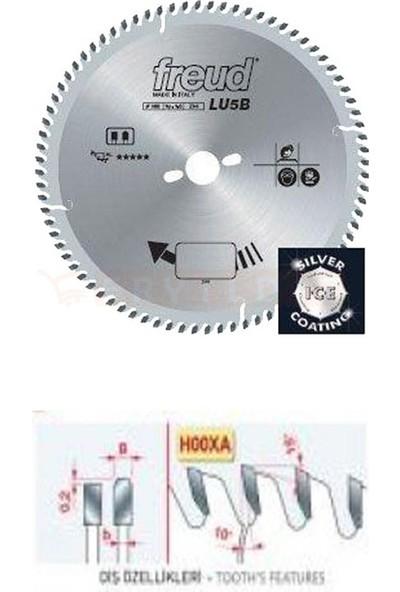 Freud Lu5B 250 x 2,80 x 30 Z80 Alüminyum Testere