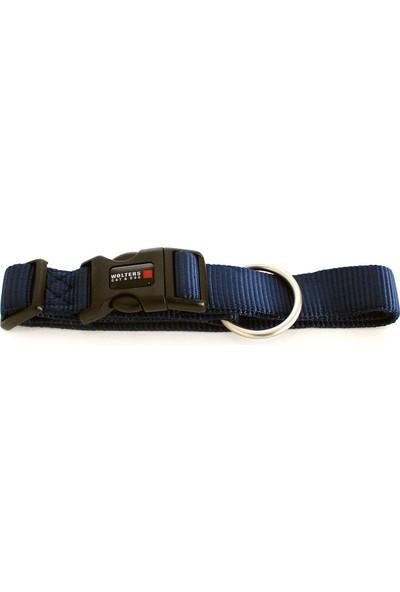Wolters Adj. Collar Prof. L X-Wide 40-55 Cm Mavı