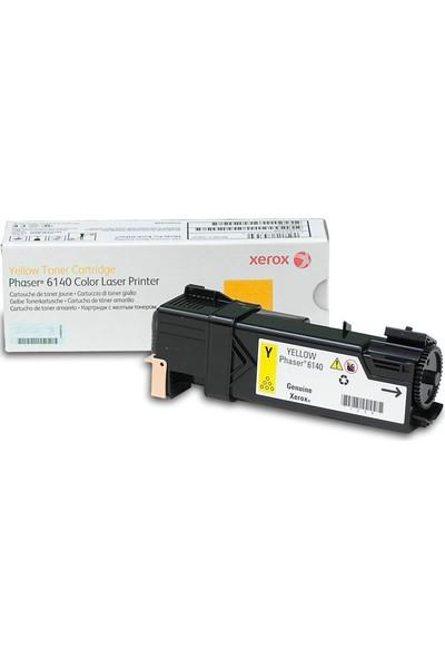 Xerox Phaser 6140 Sarı Toner