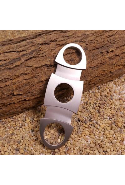 Şahin Komple Çelik Puro Makası hu51