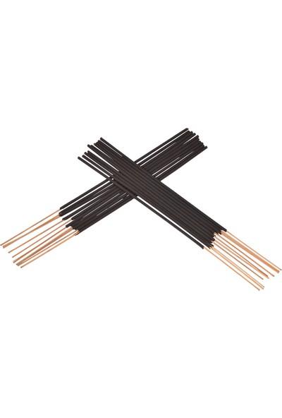 Hem Beyaz Misk Tütsü White Musk Incense Sticks - 20 Çubuk