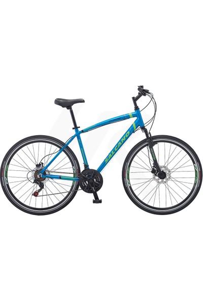 Salcano City Explorer 10 Hd Mavi/Yeşil Bisiklet