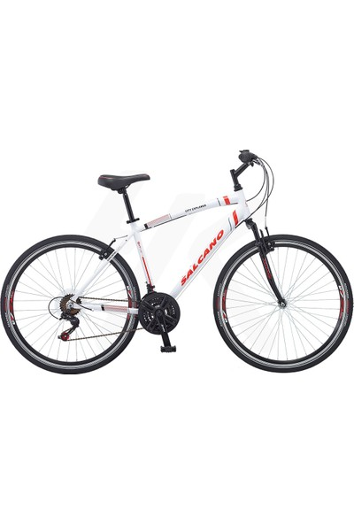 Salcano City Explorer 30 V Siyah/Mavi Bisiklet