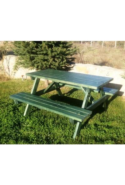 Alaçam 6 Kişilik Piknik Masası