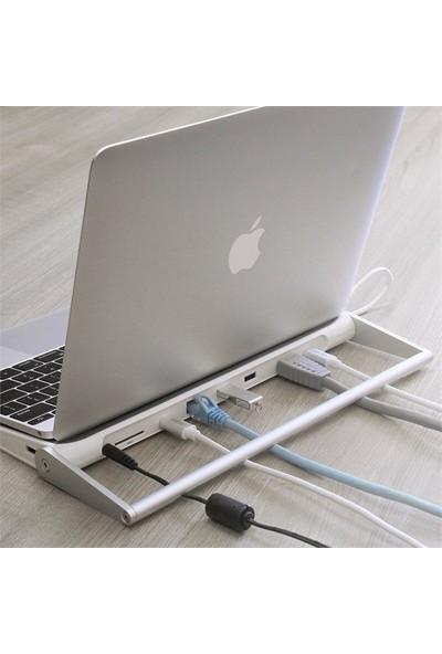 Unitek Macbook İçin USB 3.0 to USB C Universal Dock