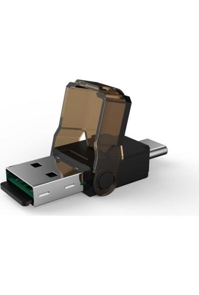 Unitek USB TYPE C DUAL READER