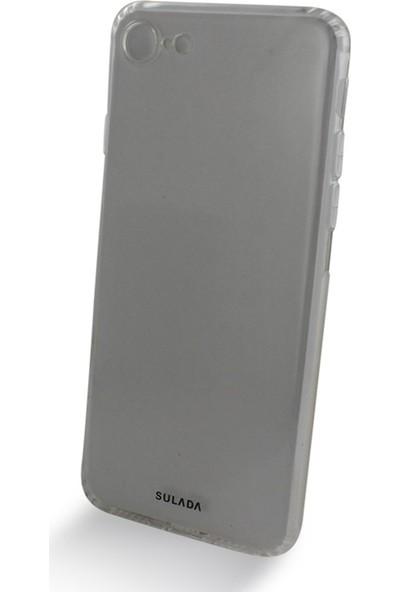 Sulada Apple iPhone 7 Şeffaf Telefon Kılıfı