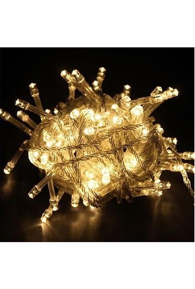 KullanAtMarket Yılbaşı Led Altın Işık