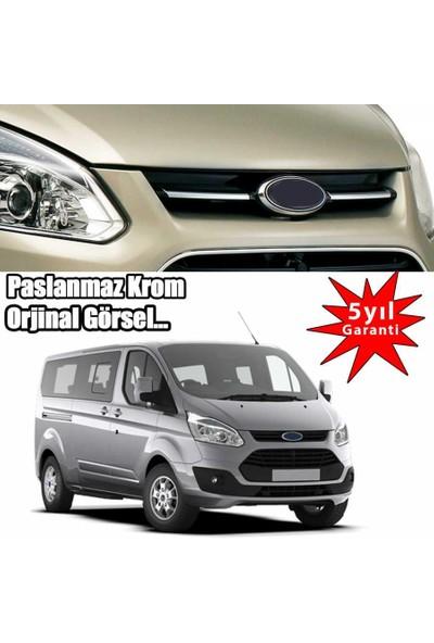 Ford Custom2013->Ön Panjur 2 Prç