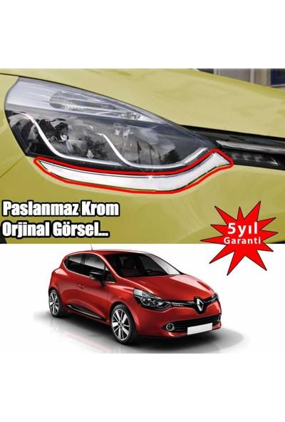 Renault Clio 4 2013->Far Kaşı 2 Prç