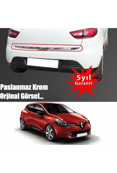 Renault Clio 4 2013->Bagaj Alt Çıta