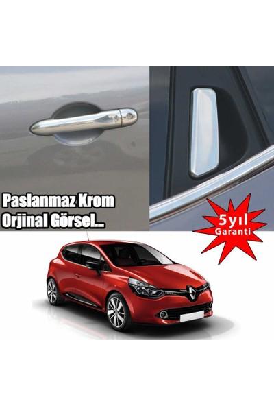Renault Clio 4 2013->Kapı Kolu 4 Kapı
