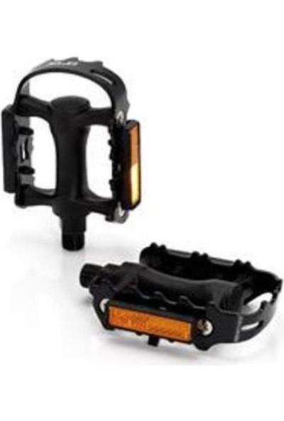 Xlc Pedal Mtb Reflektörlü Siyah Tam Bilyalı Vp-960A
