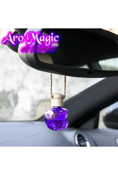 Aro Magic İpli Şişe Koku Vanilya