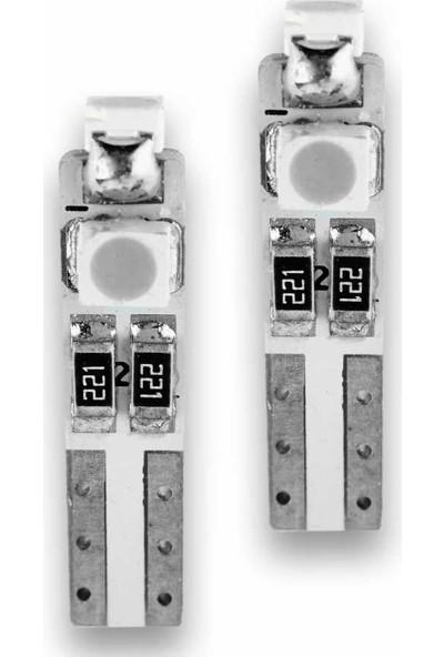 Jsv Led Ampül T5 Amper 12V 39582