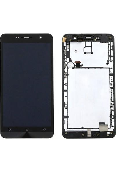 Asus Zenfone 6 Dokunmatik+Lcd Ekran (Çerçeveli)