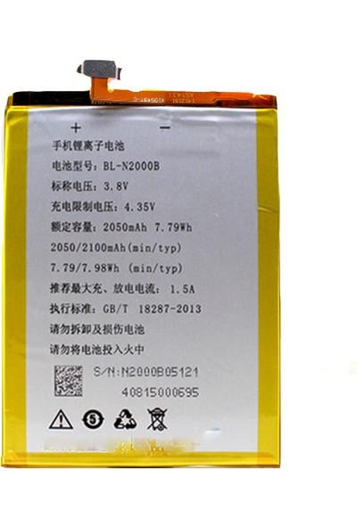 General Mobile Discovery Air (Bl-N2000B) Batarya
