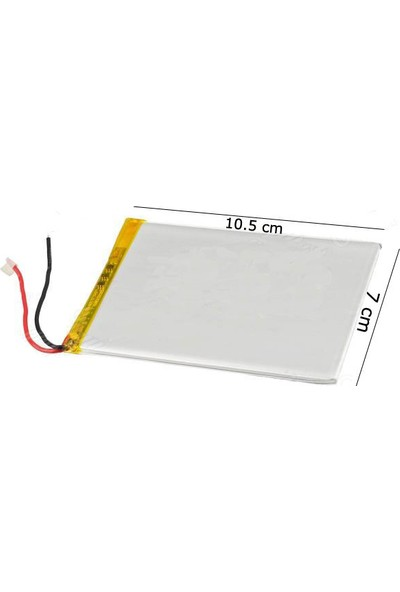 Polaroid 7 İnç 3.7V 5000 mAh Tablet Batarya