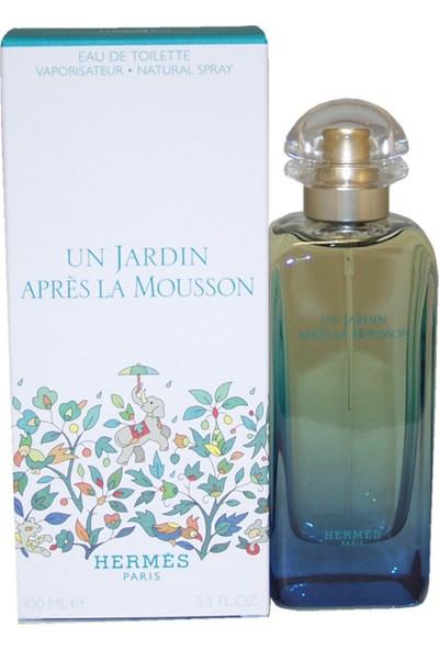 Hermes Un Jardin Apres La Mousson Edt 100Ml Kadın Parfüm