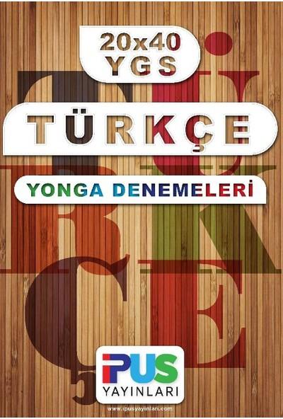 İpus Yayınları Ygs Türkçe Yonga Denemeleri