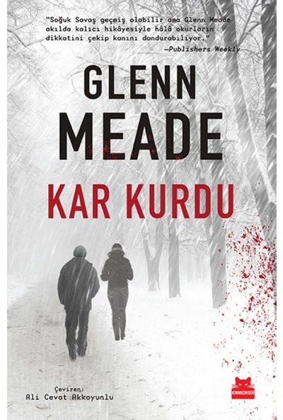 Kar Kurdu - Glenn Meade