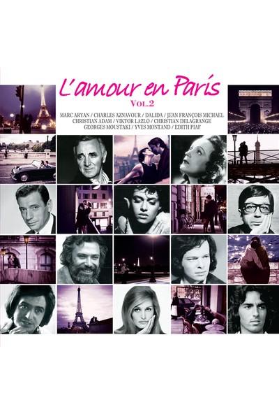 L'Amour En Paris - 2 (Paris'Te Aşk 2) (Lp) 180Gr