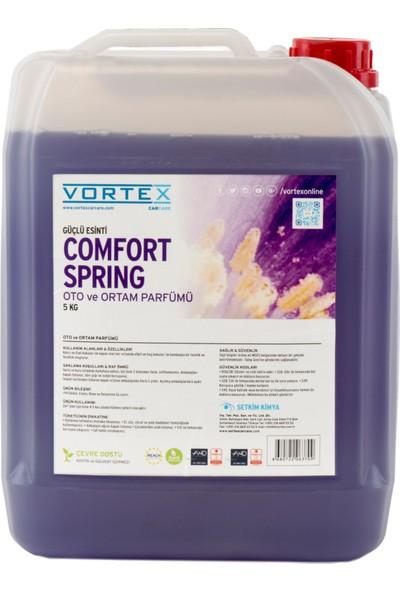 """Vortex """"Comfort Spring"""" Oto ve Ortam Parfümü 5 KG"""