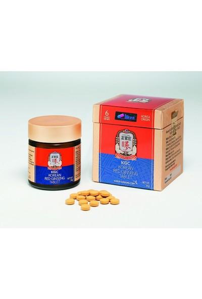 Kgc Kırmızı Kore Ginseng Tablet